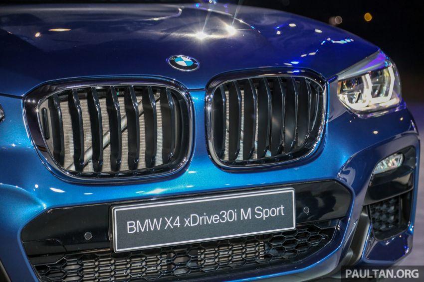 BMW X4 G02 xDrive30i M Sport diperkenal – RM380k Image #965714
