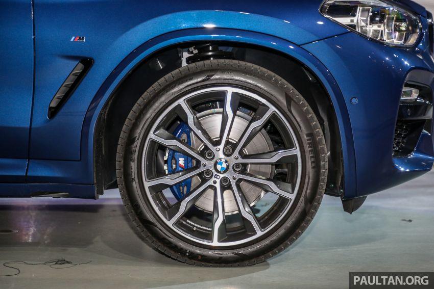 BMW X4 G02 xDrive30i M Sport diperkenal – RM380k Image #965721