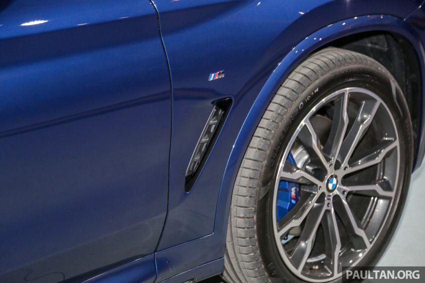 BMW X4 G02 xDrive30i M Sport diperkenal – RM380k Image #965723
