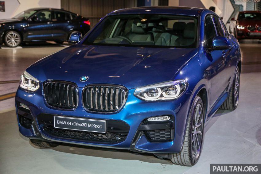 BMW X4 G02 xDrive30i M Sport diperkenal – RM380k Image #965684