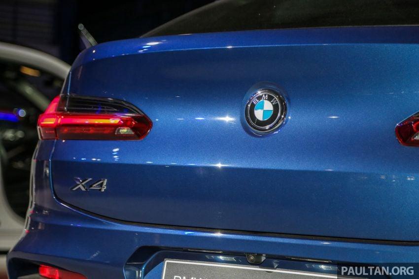 BMW X4 G02 xDrive30i M Sport diperkenal – RM380k Image #965763