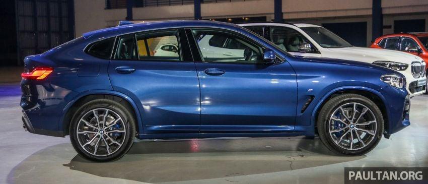 BMW X4 G02 xDrive30i M Sport diperkenal – RM380k Image #965698