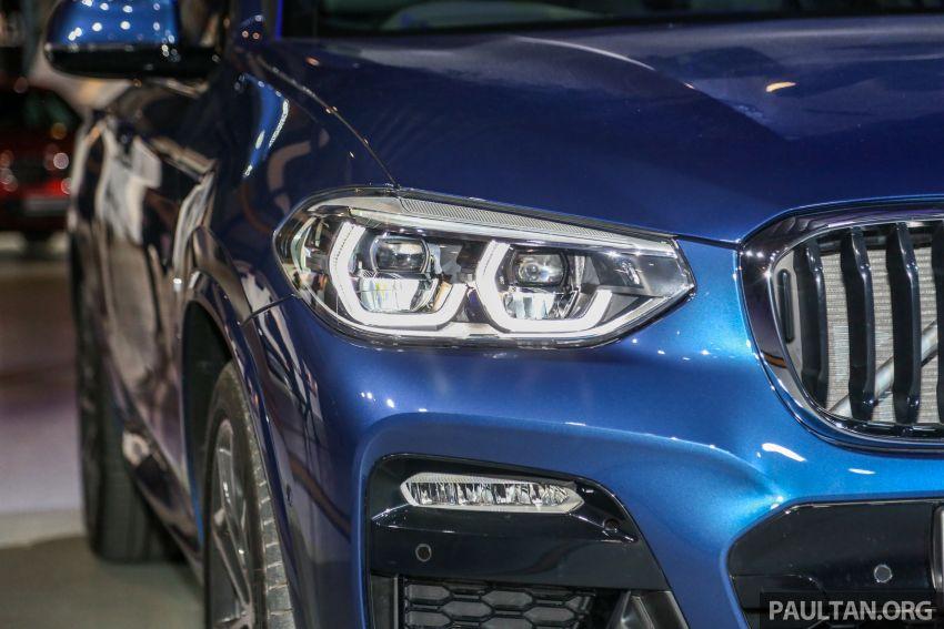BMW X4 G02 xDrive30i M Sport diperkenal – RM380k Image #965706