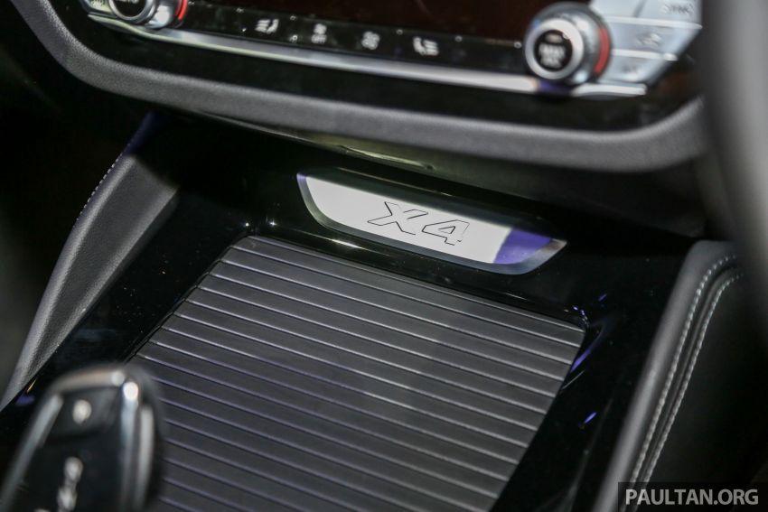 BMW X4 G02 xDrive30i M Sport diperkenal – RM380k Image #965797