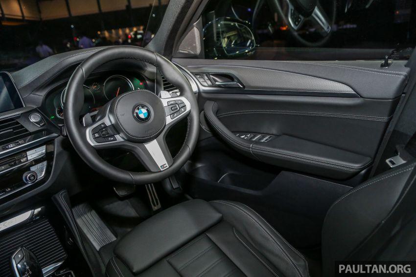 BMW X4 G02 xDrive30i M Sport diperkenal – RM380k Image #965820