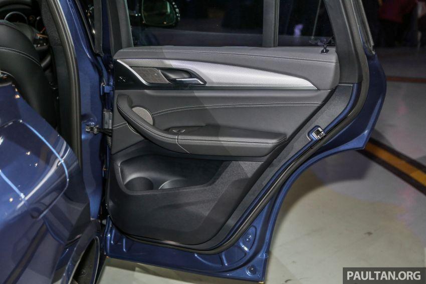 BMW X4 G02 xDrive30i M Sport diperkenal – RM380k Image #965829