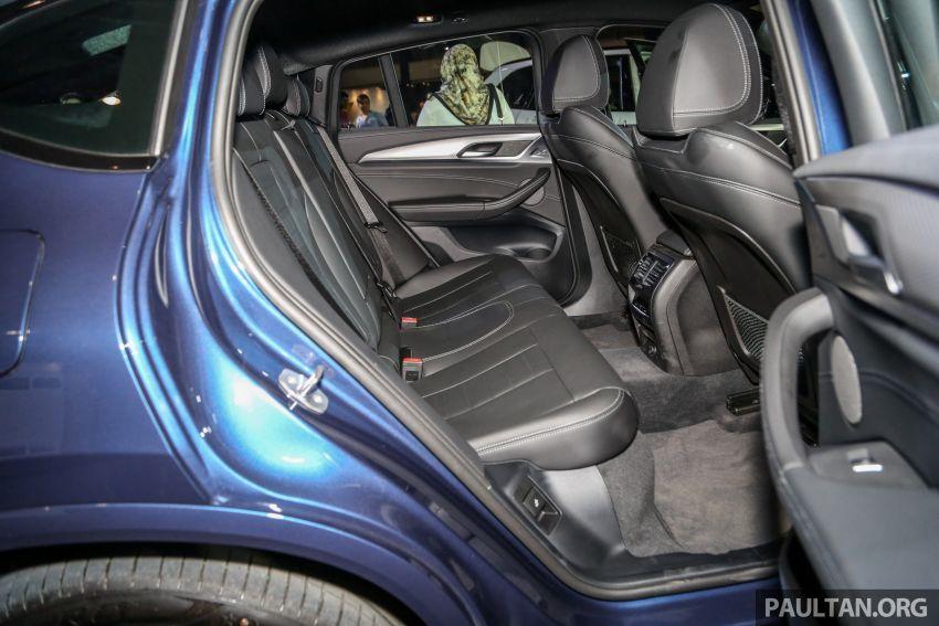 BMW X4 G02 xDrive30i M Sport diperkenal – RM380k Image #965831