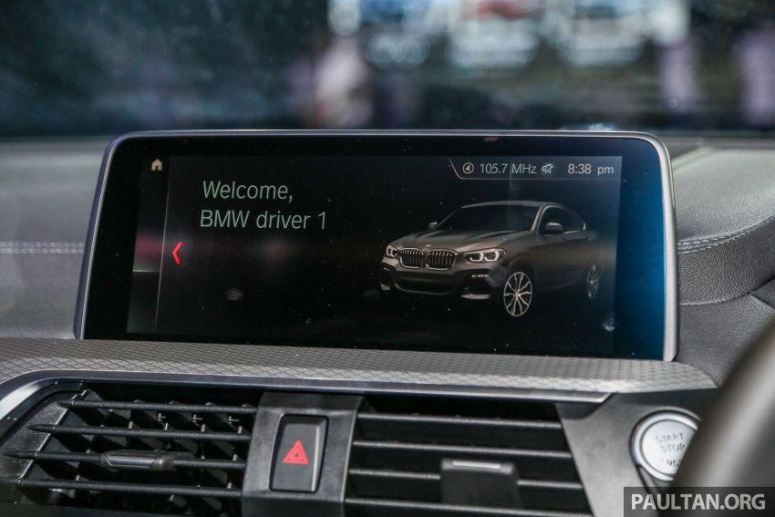BMW X4 G02 xDrive30i M Sport diperkenal – RM380k Image #965790