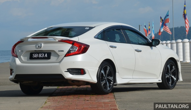 Honda Malaysia rai pemilik Civic yang ke-130,000 – tawar rebat sehingga RM5,000 sempena Ramadan Image #959047