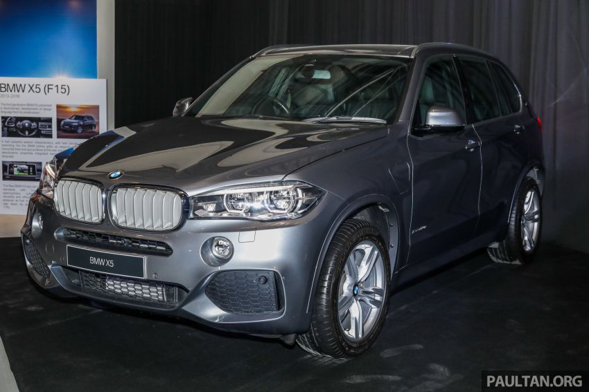 GALLERY: BMW X5 through the years – E53 to G05 Image #966043