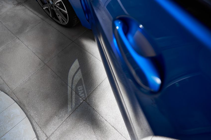 F40 BMW 1 Series makes its debut – third-gen is now front-wheel drive, gets range-topping M135i xDrive Image #963614