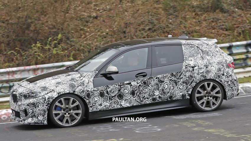 SPYSHOTS: F40 BMW 1 Series caught, interior seen Image #956668