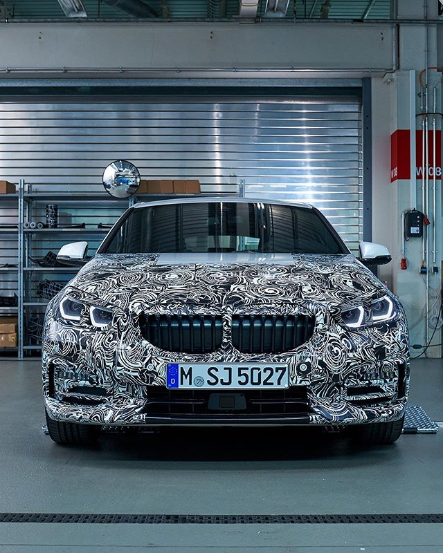 F40 BMW 1 Series begins stripping – will debut soon Image #960614