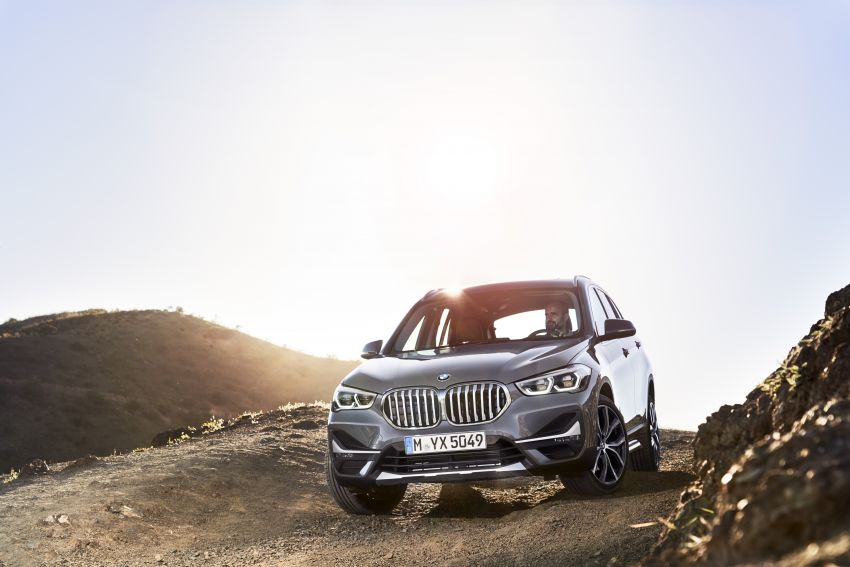 F48 BMW X1 LCI – new looks, xDrive25e plug-in hybrid Image #965210