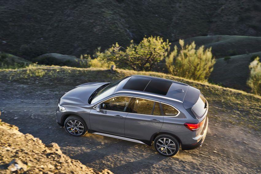 F48 BMW X1 LCI – new looks, xDrive25e plug-in hybrid Image #965228