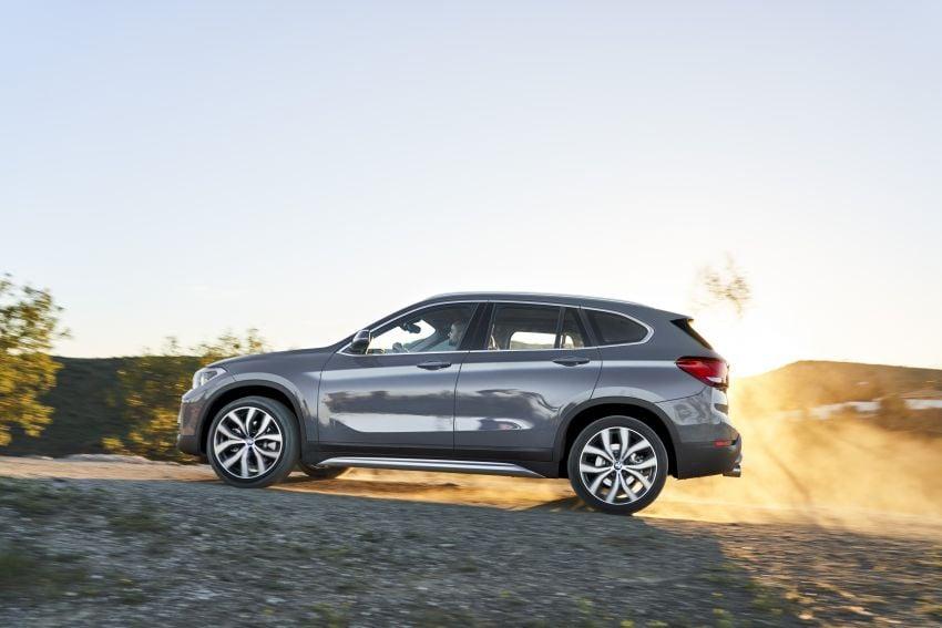 F48 BMW X1 LCI – new looks, xDrive25e plug-in hybrid Image #965229