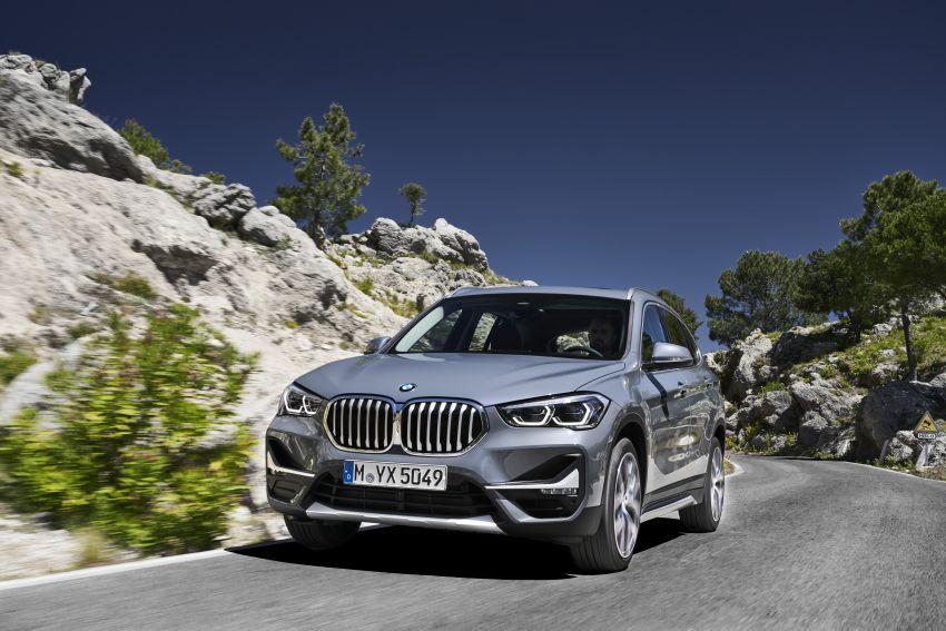 F48 BMW X1 LCI – new looks, xDrive25e plug-in hybrid Image #965230