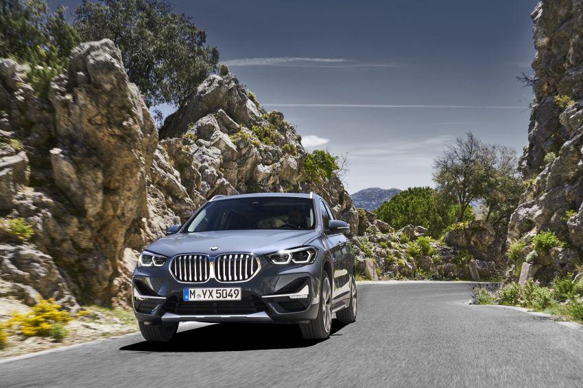 F48 BMW X1 LCI – new looks, xDrive25e plug-in hybrid Image #965232