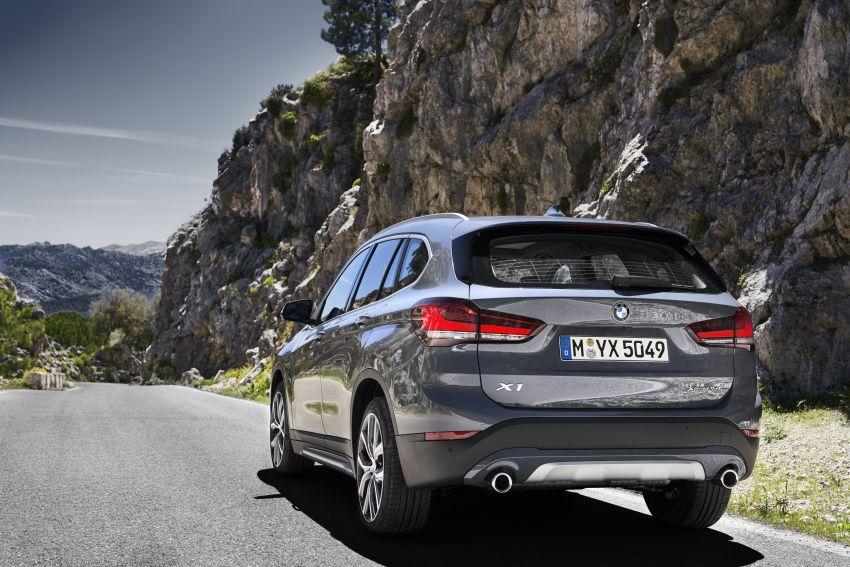 F48 BMW X1 LCI – new looks, xDrive25e plug-in hybrid Image #965233