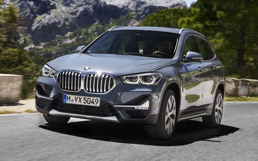 F48 BMW X1 LCI – new looks, xDrive25e plug-in hybrid Image #965237