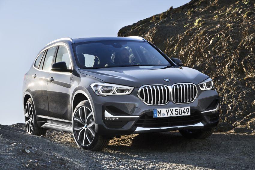 F48 BMW X1 LCI – new looks, xDrive25e plug-in hybrid Image #965212