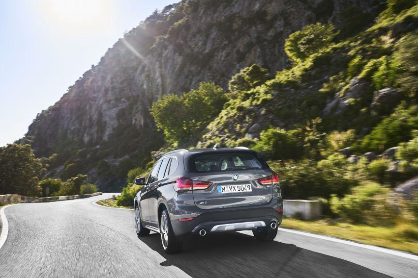 F48 BMW X1 LCI – new looks, xDrive25e plug-in hybrid Image #965243