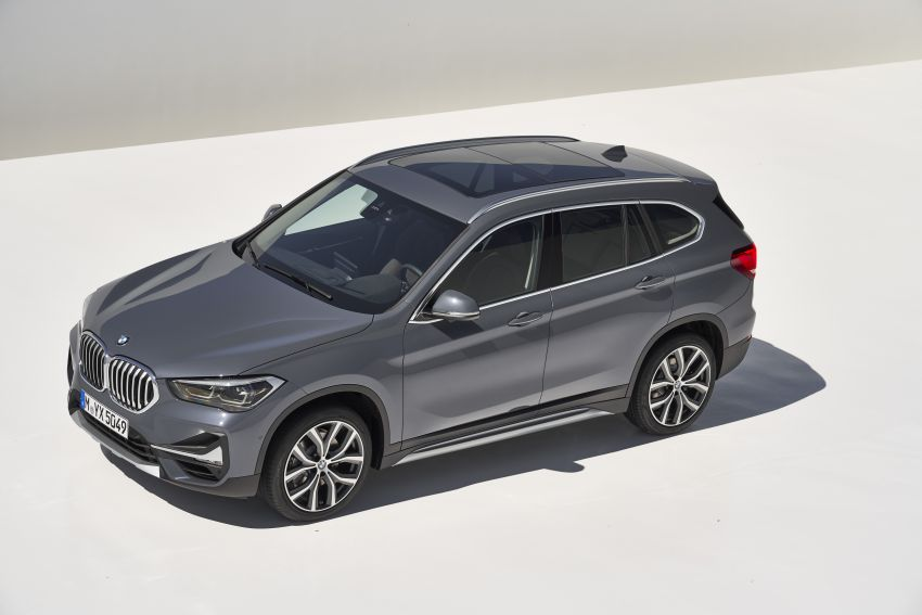 F48 BMW X1 LCI – new looks, xDrive25e plug-in hybrid Image #965244
