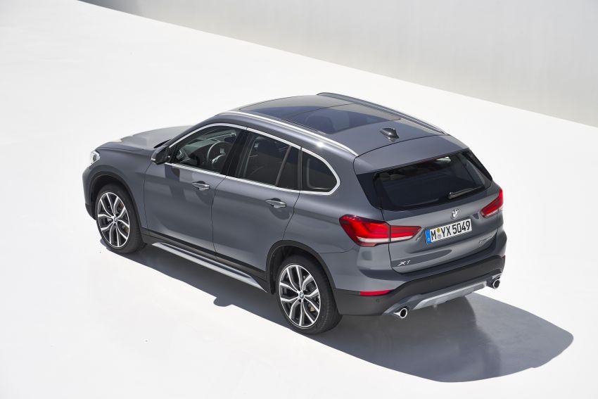 F48 BMW X1 LCI – new looks, xDrive25e plug-in hybrid Image #965245