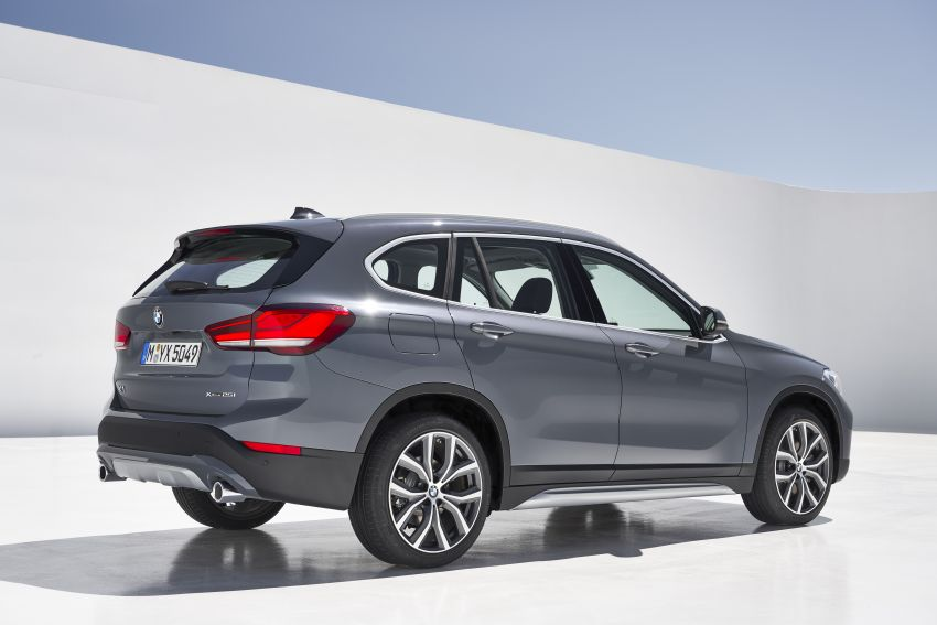 F48 BMW X1 LCI – new looks, xDrive25e plug-in hybrid Image #965246