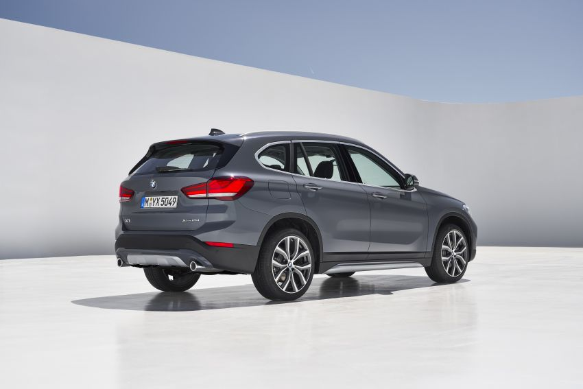 F48 BMW X1 LCI – new looks, xDrive25e plug-in hybrid Image #965248