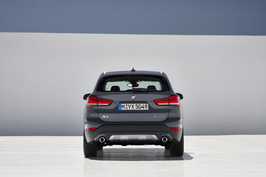 F48 BMW X1 LCI – new looks, xDrive25e plug-in hybrid Image #965249