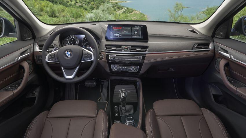 F48 BMW X1 LCI – new looks, xDrive25e plug-in hybrid Image #965251
