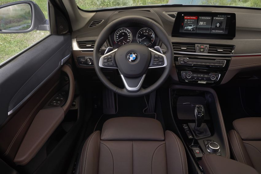 F48 BMW X1 LCI – new looks, xDrive25e plug-in hybrid Image #965252