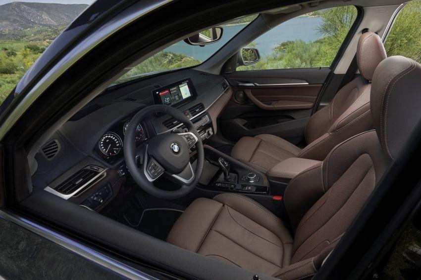 F48 BMW X1 LCI – new looks, xDrive25e plug-in hybrid Image #965253