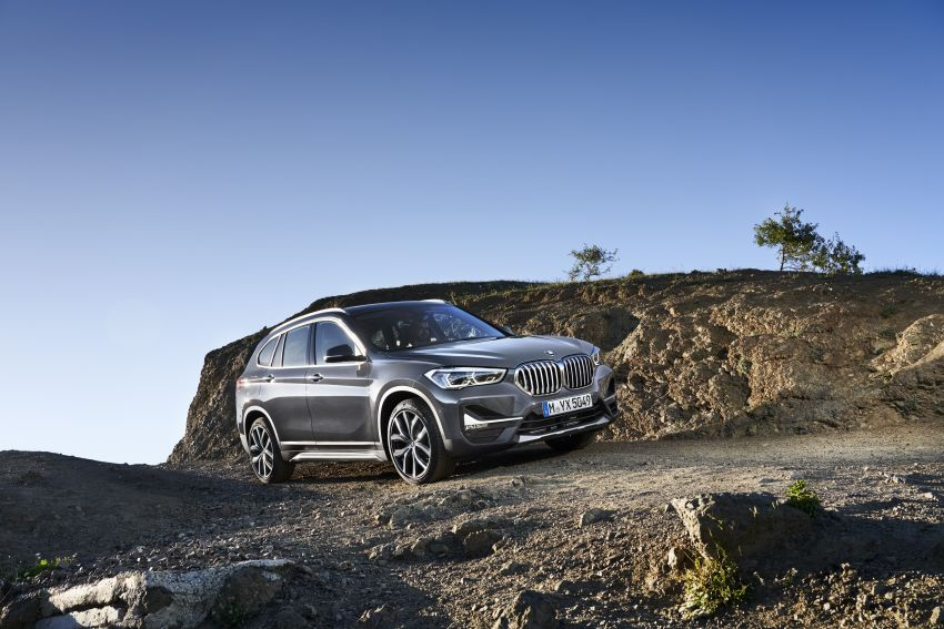 F48 BMW X1 LCI – new looks, xDrive25e plug-in hybrid Image #965215