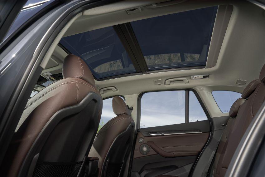 F48 BMW X1 LCI – new looks, xDrive25e plug-in hybrid Image #965257