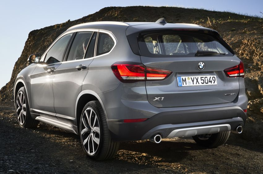 F48 BMW X1 LCI – new looks, xDrive25e plug-in hybrid Image #965217