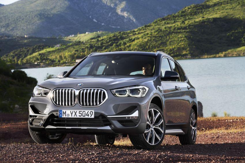 F48 BMW X1 LCI – new looks, xDrive25e plug-in hybrid Image #965218