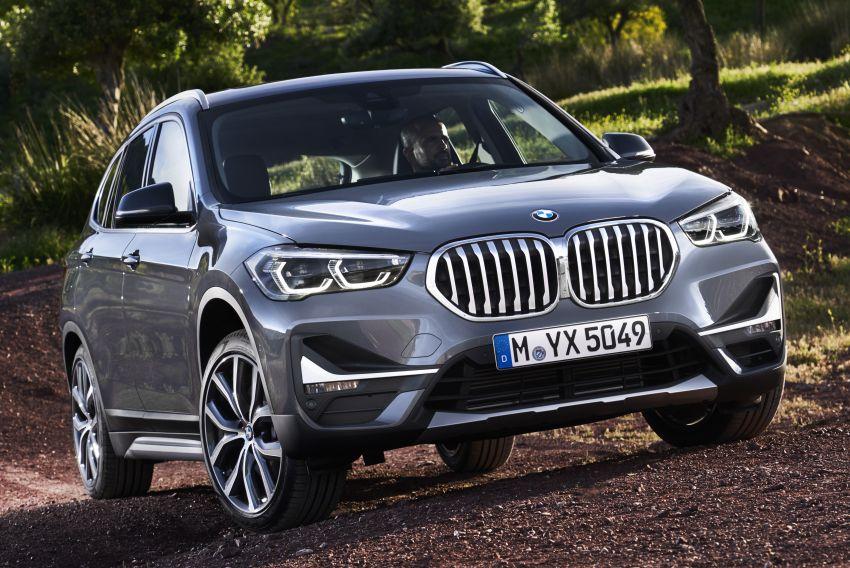 F48 BMW X1 LCI – new looks, xDrive25e plug-in hybrid Image #965221