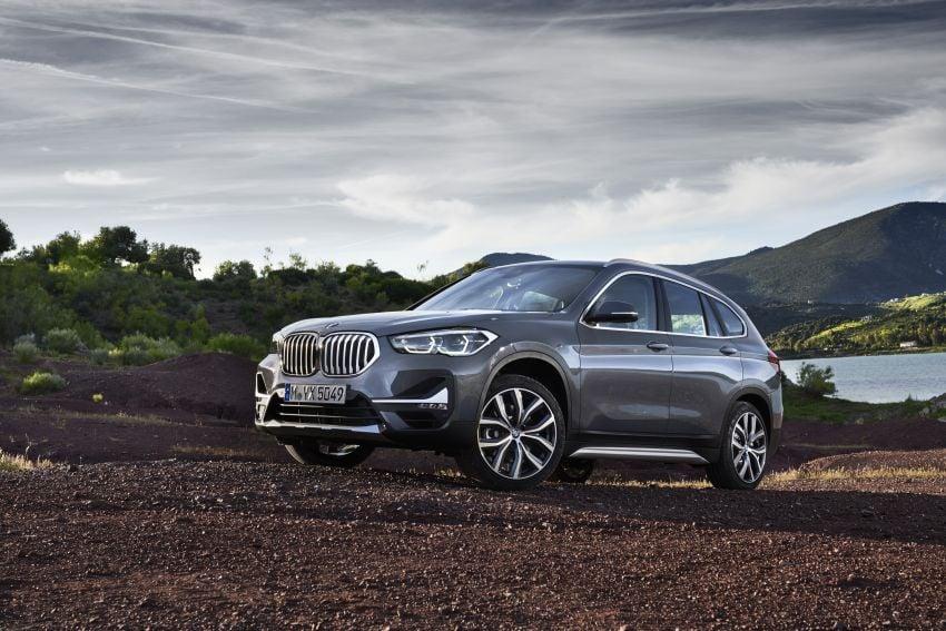 F48 BMW X1 LCI – new looks, xDrive25e plug-in hybrid Image #965223