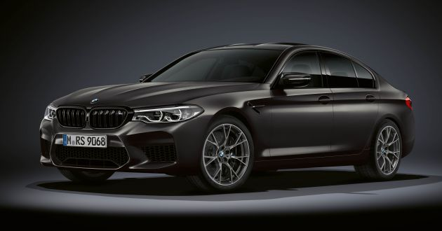 F90 Bmw M5 Edition 35 Years Limited To 350 Units