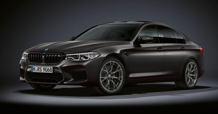 BMW M5 F90 Edisi 35 Tahun – terhad hanya 350 unit Image #960880