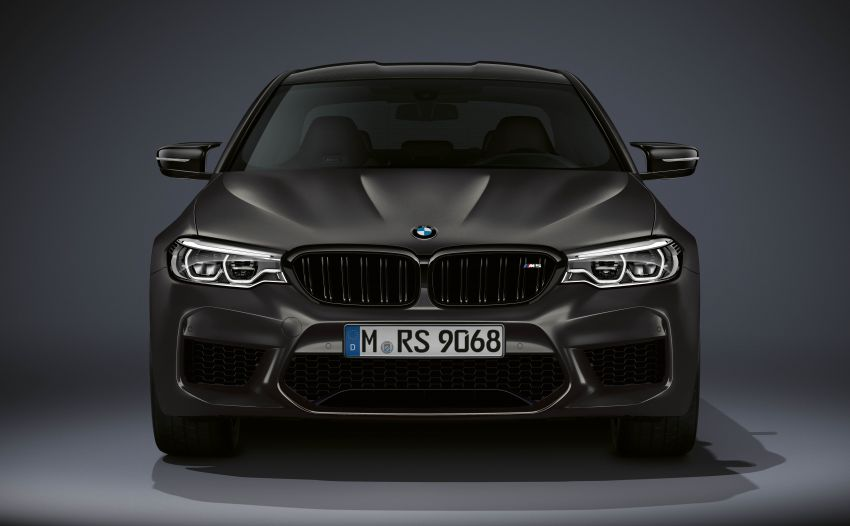 BMW M5 F90 Edisi 35 Tahun – terhad hanya 350 unit Image #960881