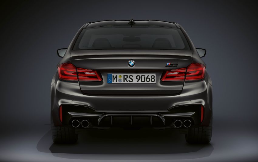 BMW M5 F90 Edisi 35 Tahun – terhad hanya 350 unit Image #960883