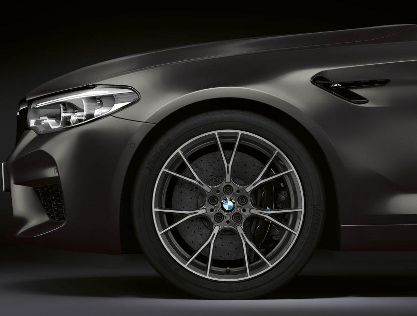 BMW M5 F90 Edisi 35 Tahun – terhad hanya 350 unit Image #960884