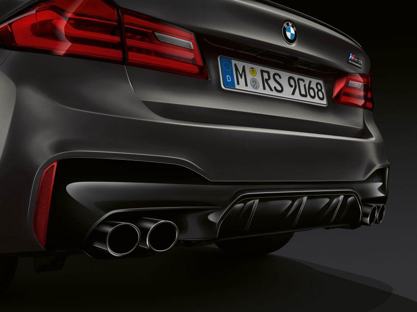 BMW M5 F90 Edisi 35 Tahun – terhad hanya 350 unit Image #960885