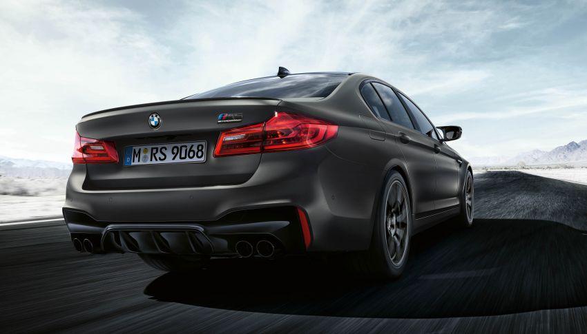 BMW M5 F90 Edisi 35 Tahun – terhad hanya 350 unit Image #960888