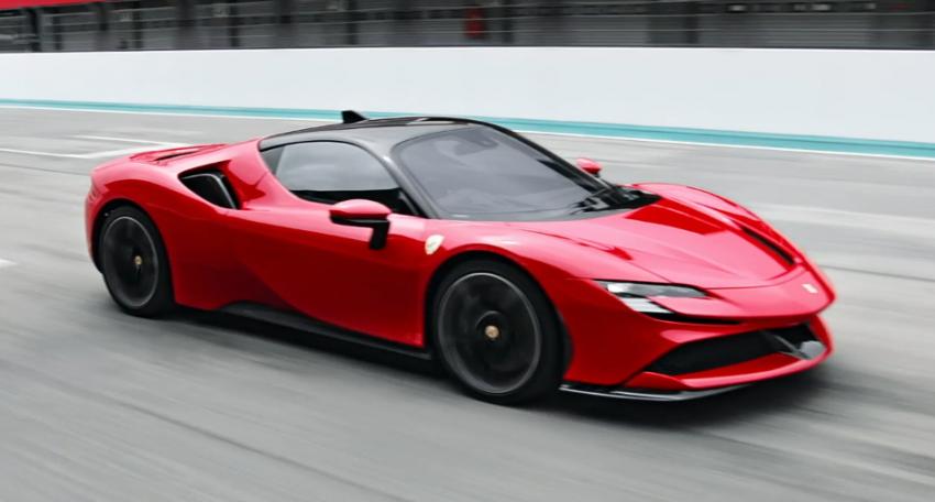 Ferrari SF90 Stradale – the hybrid revolution begins Image #966149