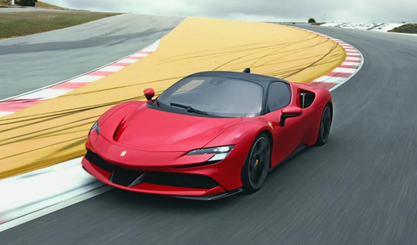 Ferrari SF90 Stradale – the hybrid revolution begins Image #966159