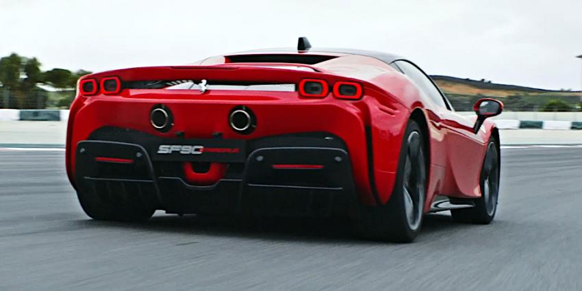 Ferrari SF90 Stradale – the hybrid revolution begins Image #966163